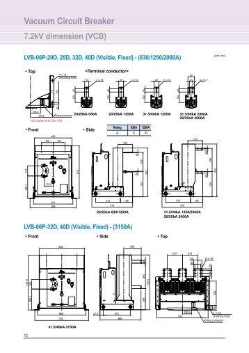 - vacuum circuit breaker ring main unit