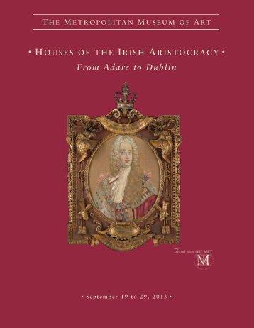 From Adare to Dublin - The Metropolitan Museum of Art