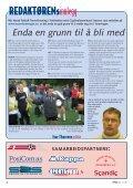 MIN DRØMMETRENER - trenerforeningen.net - Page 6