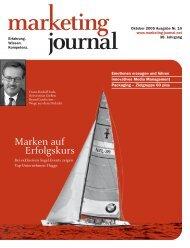 Artikel (PDF, 444 KB - Institut für Markentechnik Genf