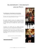 Wutzschleife Kulinarisch Restaurant Spiegelstube - Die Wutzschleife - Page 5