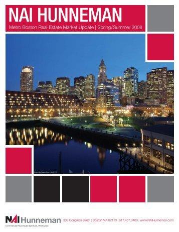Metro Boston Real Estate Market Update - NAI Hunneman