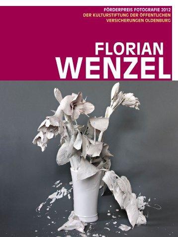 2012 Florian Wenzel - ÖFFENTLICHE KULTURSTIFTUNG ...
