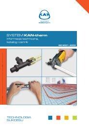SYSTEM KAN-therm - hydraulikasklep.pl