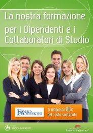 La nostra formaZione per i Dipendenti e i  Collaboratori di Studio