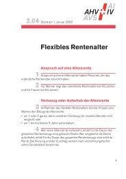 Flexibles Rentenalter 3.04
