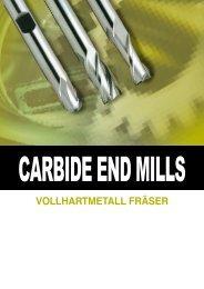 carbide end mills - lubtek.ro