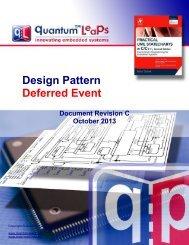 Deferred Event - Quantum Leaps
