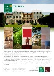 Villa Panza e il Castello di Masnago - Fai