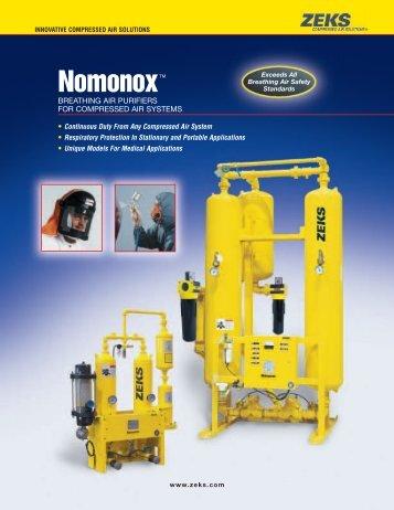 Nomonox - ZEKS Compressed Air Solutions