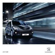 207 HB - Peugeot