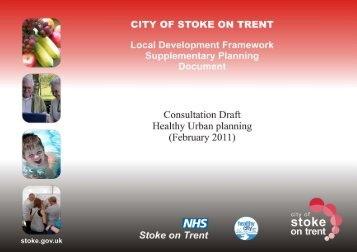 Introduction to healthy cities - Stoke-on-Trent City Council