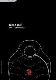 Sleep Well - Mammut