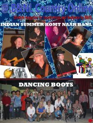 DANCING BOOTS - B&NL Country Online