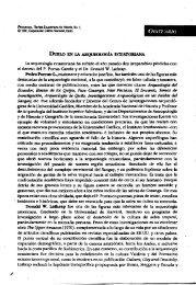OBln'ARIO . La arqueologia ecuatoriana ha sufrido el año pasado ...