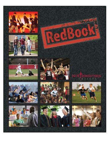 THE RED BOOK - Northwestern College