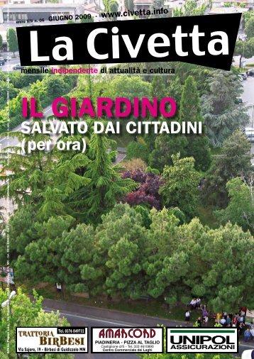 IL GIARDINO - La Civetta