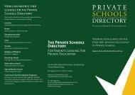 SCHOOLS - The Australian Schools Directory