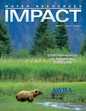contaminants of emerging concern contaminants of emerging concern