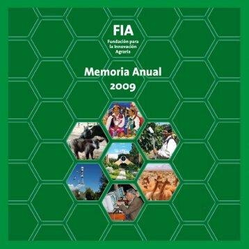 Memoria 2009 - Fia