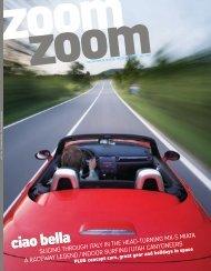 Fall 2007 - Mazdaspeed Motorsports Development