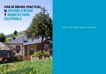Guía de buenas prácticas de rehabilitación y arquitectura sostenible