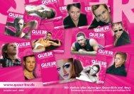exclusiv für queer-bw - QUEER-BW.de