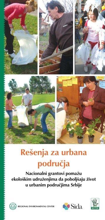 Rešenja za urbana područja
