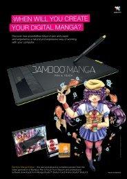 How to sell the Bamboo Manga - Micro-P