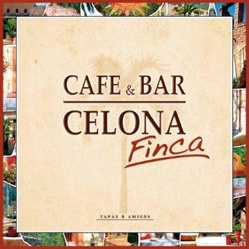 Cafe Bar Celona Speisekarte Pdf