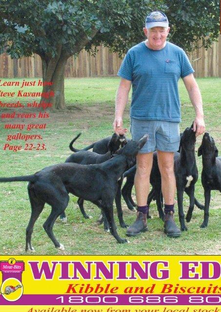 November'07 - Greyhounds Queensland