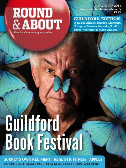 Guildford Book Festival Round About Magazine