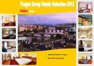 Prague (Brochure) Group Hotels Selection 2012.pub