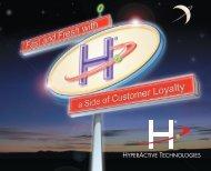 Customers - Hospitality Technology