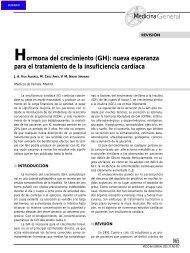 (GH): nueva esperanza para el tratamiento de la insuficiencia cardíaca