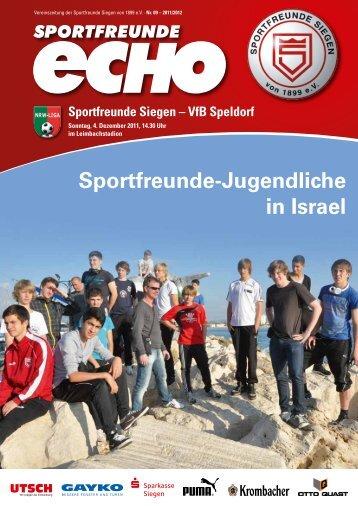 VfB Speldorf - Sportfreunde Siegen