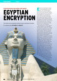 Centralized email encryption with Anubis - Linux Magazine