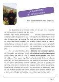 Hermanas Misioneras Siervas de los Pobres del Tercer Mundo - Page 7