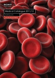 Medical Catalogue 2011/12