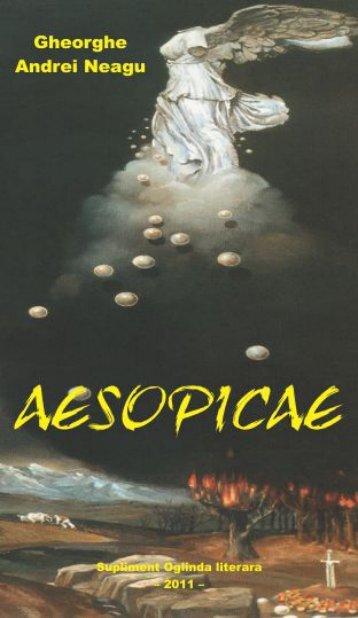 Aesopicae - Oglinda literara