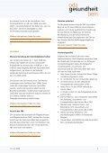 Juni 2008 Juni 2008 - OdA Gesundheit Bern - Page 3