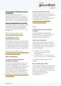 Juni 2008 Juni 2008 - OdA Gesundheit Bern - Page 5