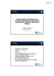 (Microsoft PowerPoint - Branko Dolenc [Zdru\236ljivostni ... - Planet GV