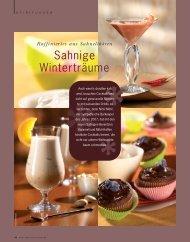 Selection, Sahnige Winterträume - praegnant.info