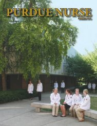 Summer 2012 - School of Nursing - Purdue University
