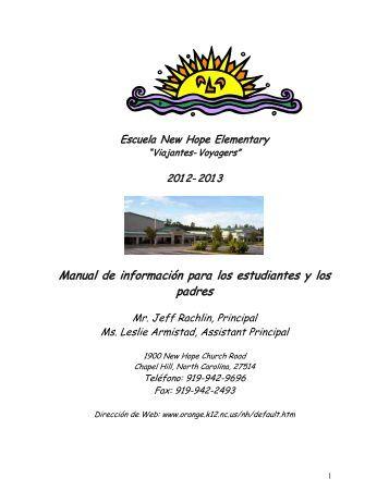 Grady A - Orange County Schools