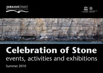 Celebration of Stone - Jurassic Coast