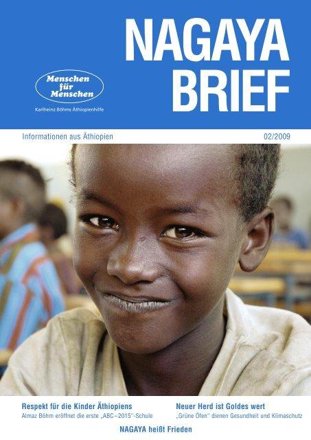 Respekt für die Kinder Äthiopiens Informationen aus Äthiopien 02 ...