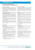DUROLIGHT LEH C onversion of LED -light U m ... - Sander elektronik - Page 2
