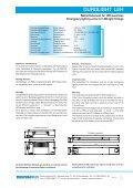 DUROLIGHT LEH C onversion of LED -light U m ... - Sander elektronik - Page 5